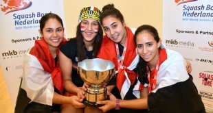2015 Team FINAL- Egypt make it five
