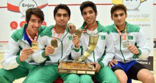 Pakistan reclaim Team title