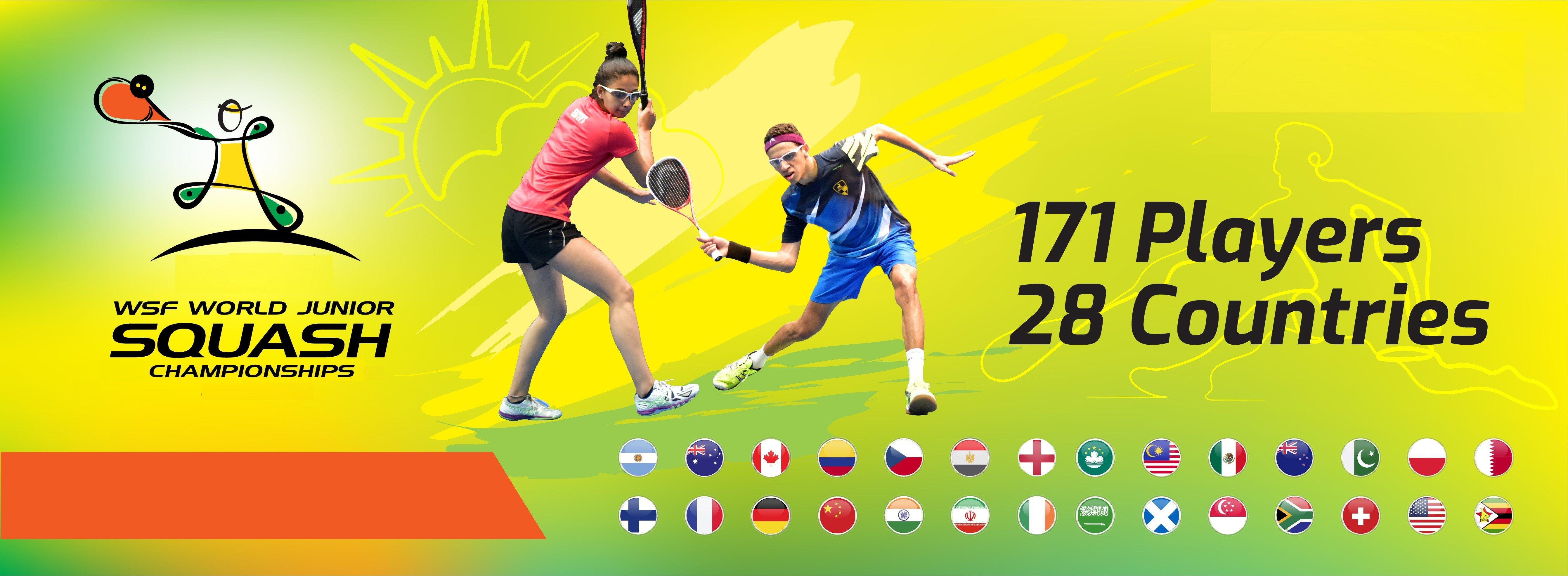 WSF World Junior Squash Championships